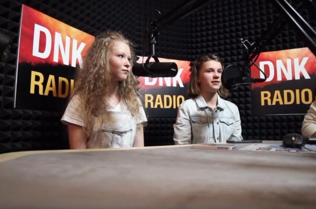 Open Kids  DNK radio