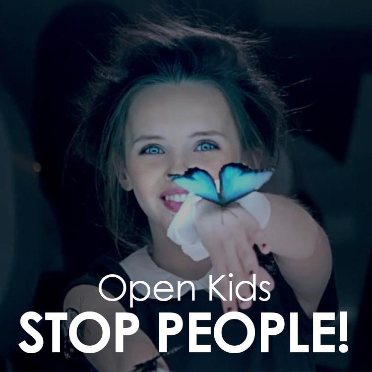 Open Kids - Stop People